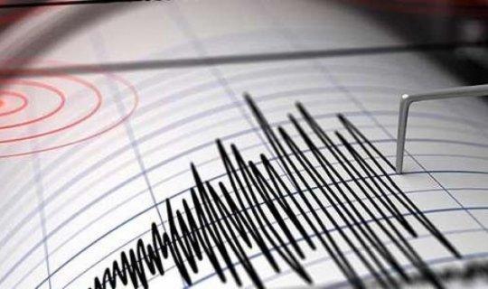 2 saat içinde 7 deprem!