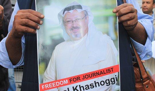 ABD'den kaybolan gazeteci hakkında açıklama!