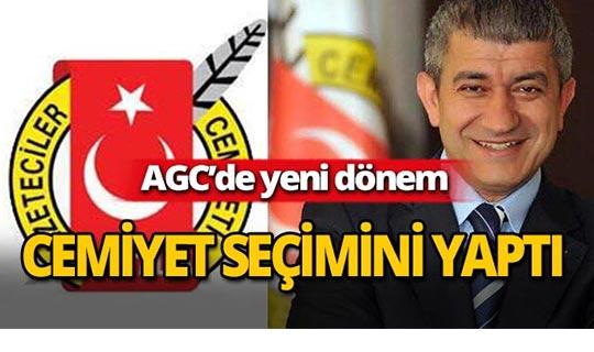 AGC Başkanı Yeni, güven tazeledi