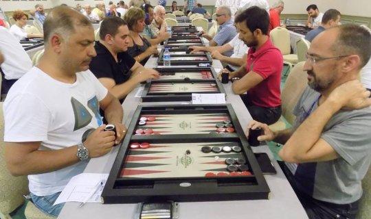 Antalya 9'ncu Açık Tavla Şampiyonası başlıyor