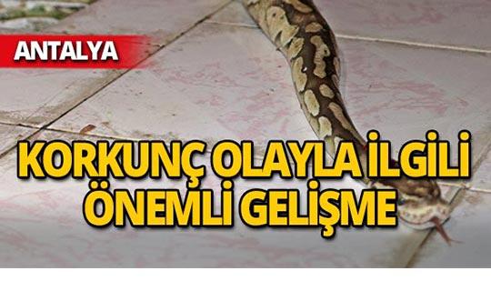 Antalya'da akılalmaz olay : Cezası belli oldu!