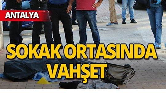Antalya'nın konuştuğu vahşet hakkında flaş gelişme!