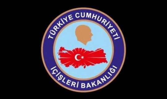 Bakanlık açıkladı : 574 kişi yakalandı, 8 kişinin cansız bedenine ulaşıldı