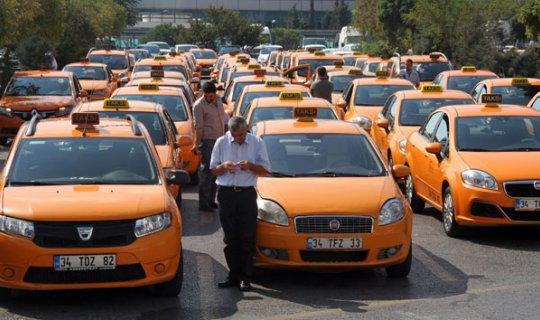 Bakanlıktan taksi genelgesi