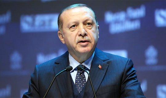 Cumhurbaşkanı Erdoğan'dan kritik uyarı!