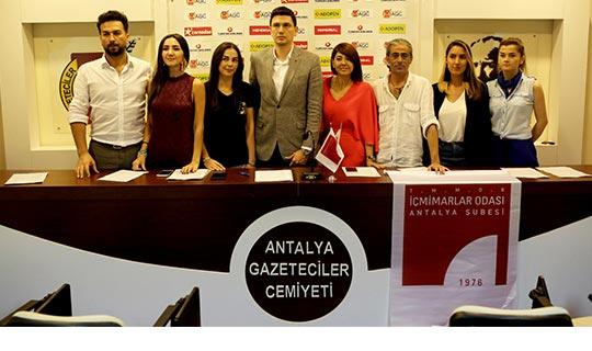 İçmimarlar Odası Antalya Şubesi af süreci ile ilgili açıklama yaptı