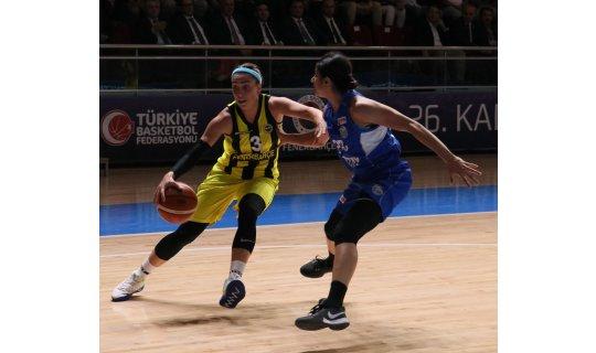 Kadınlar Cumhurbaşkanlığı Kupası Hatay Büyükşehir Belediyespor'un