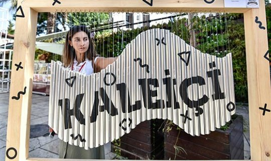 Kaleiçi'nde festival coşkusu