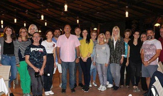 Leton acenteciler Alanya'da toplandı