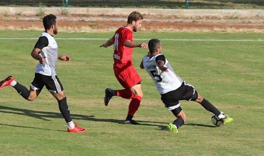 Manavgat Belediyespor, Aydınspor 1923'ü 2-0 mağlup etti