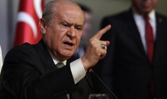 MHP lideri Bahçeli Rahip Brunson'ın tahliyesi hakkında konuştu