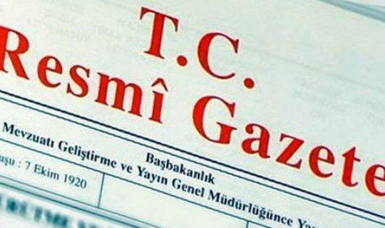 Resmi Gazete'de yayımlandı! 1 yıl daha uzatıldı!