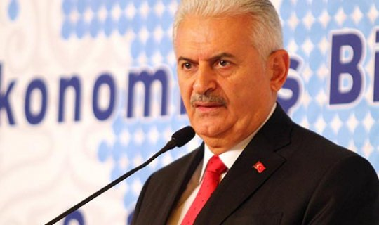 TBMM Başkanı Yıldırım, Avrasya Meclis Başkanları 3. Toplantısı'nda konuştu