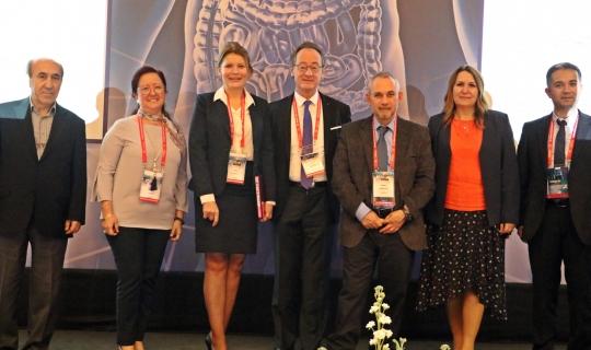 35. Ulusal Gastroenteroloji Haftası Antalya'da gerçekleşti