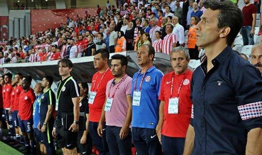 Antalyaspor'da rekor haftası