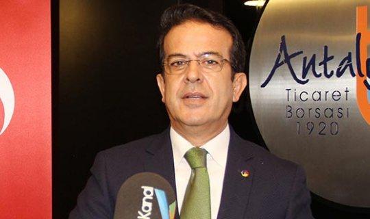 """ATB Başkanı Ali Çandır: """"Karaborsacılık ile depoculuk ayırt edilmeli"""""""