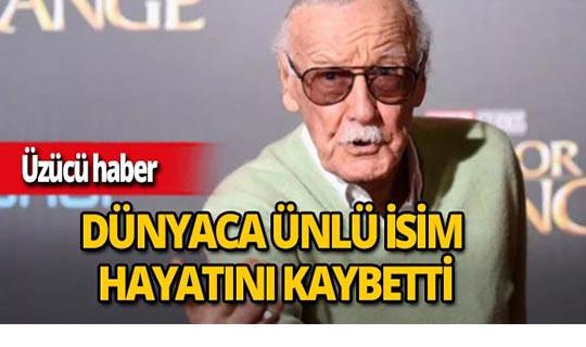 Dünyaca ünlü yazar yaşamını yitirdi