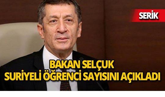 Milli Eğitim Bakanı Selçuk Antalya'da
