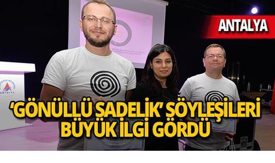 Muratpaşa Sivil Toplum Merkezi'nde ilk etkinlik