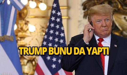 Trump, tercümeyi beğenmeyince...
