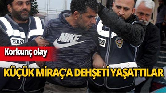 2,5 yaşındaki Miraç'ın acı ölümü!