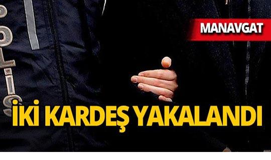 27 ayrı suçtan aranıyorlardı, Manavgat'ta yakalandılar!