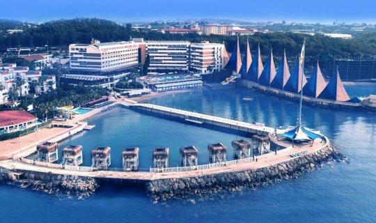 Adin Beach Hotel'den Türk sporuna destek