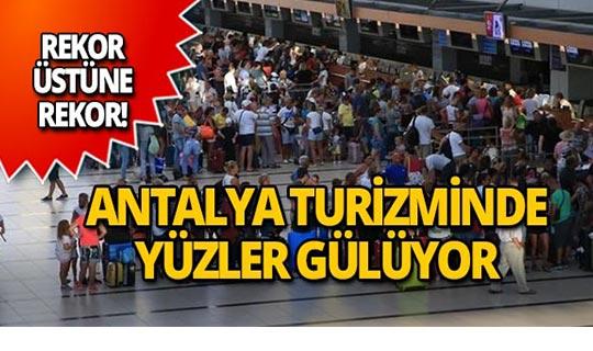 Antalya birinciliği elden bırakmıyor!
