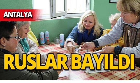 Antalya'da turizm gelir kaynağı oldu