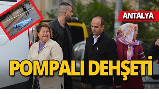 Antalya'daki kan donduran olayın ayrıntıları ortaya çıktı!