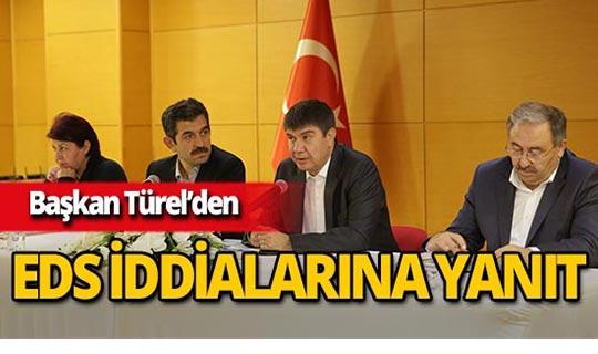Başkan Menderes Türel ulaşım esnafıyla buluştu