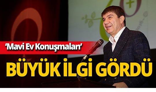 """Başkan Türel: """"Çaresiz değilsiniz"""""""