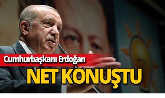 Cumhurbaşkanı Erdoğan'dan Bahçeli ve İstanbul adayı açıklaması!