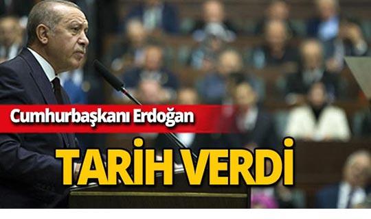 Cumhurbaşkanı Erdoğan'dan birbirinden önemli açıklamalar!