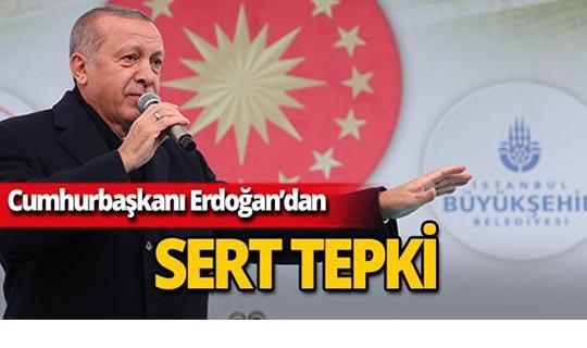 Cumhurbaşkanı Erdoğan'dan o savcıya sert tepki!