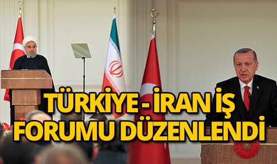 İş Forum'nda Cumhurbaşkanı Erdoğan'dan önemli açıklamalar