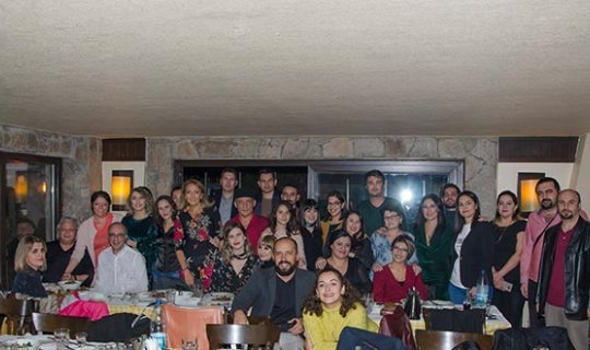 Organ nakli ekibi 10.yılını kutladı