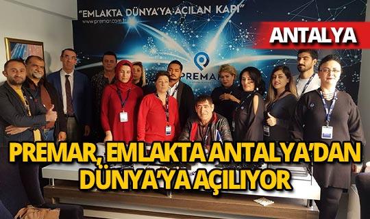 PREMAR, Antalya'da önemli çalışmalarına devam ediyor