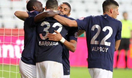 Ziraat Kupası'nda Antalyaspor berabere kaldı