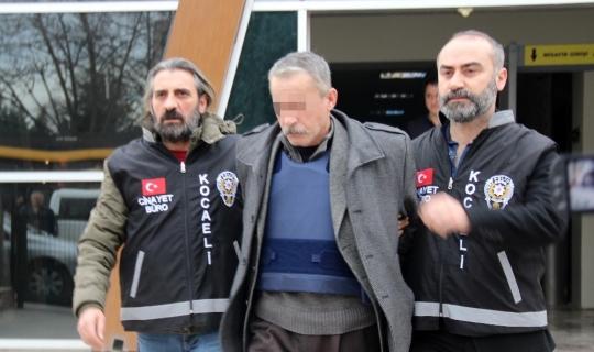 700 TL alacağı için çocukluk arkadaşını öldüren şahıs tutuklandı