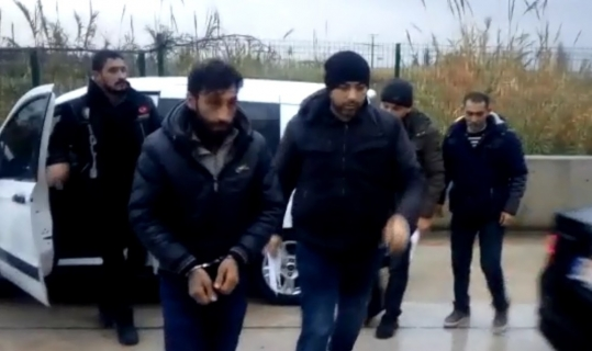 """Adana merkezli """"torbacı"""" operasyonu: 8 gözaltı"""