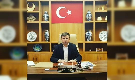AK Parti Fatsa İlçe Başkanı İsa Yüksel oldu