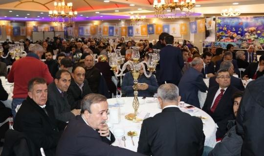 """AK Parti Genel Başkan Yardımcısı Yılmaz: """"AK Parti bir hizmet partisidir, slogan partisi değildir"""""""