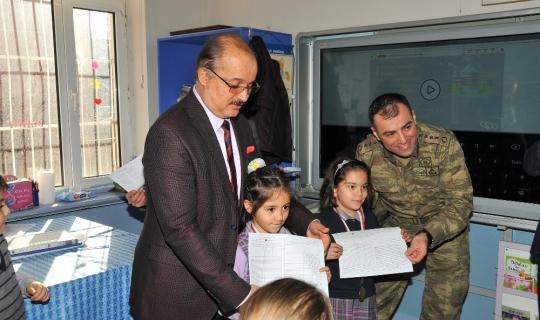 Akşehir'de 18 bin 158 öğrenci karne aldı