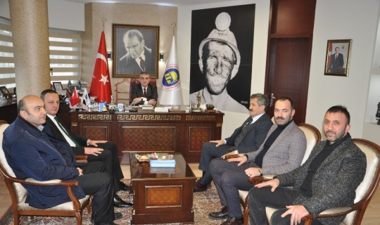 Alan, Eroğlu ile TTK'ya alınacak işçi konusunu görüştü