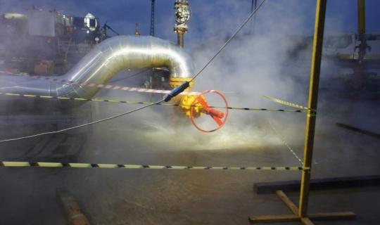 Alaşehir'deki jeotermal patlaması kontrol altına alındı