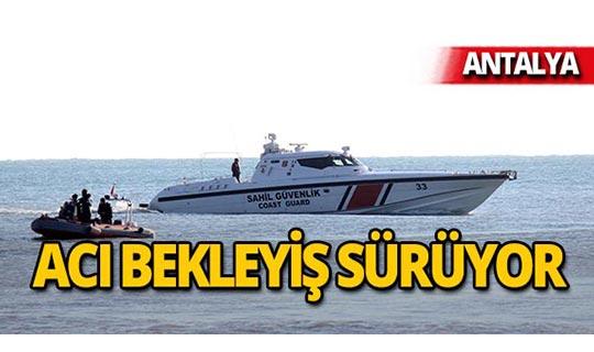Antalya'da Buse'yi arama çalışmaları devam ediyor!