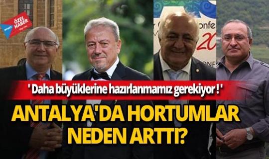 Antalya'da hortumlar neden arttı? Uzmanlar anlattı!