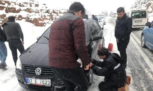 Antalya-Konya karayolu ulaşıma açıldı