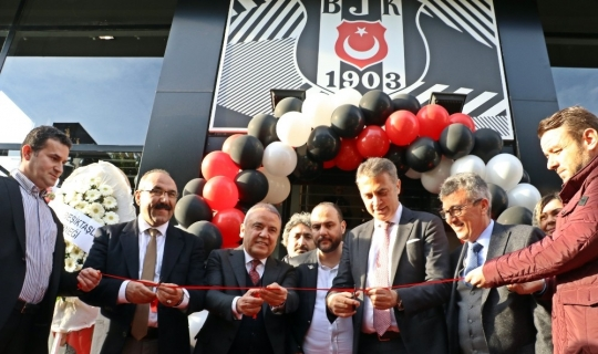 Antalya'da 103. Kartal Yuvası